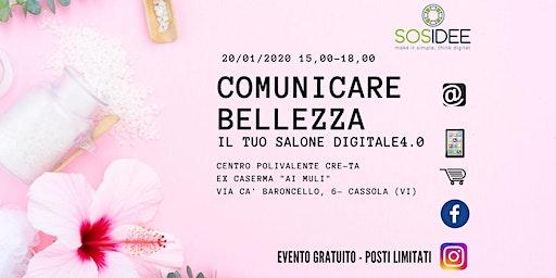 COMUNICARE BELLEZZA - SALONE DIGITALE 4.0