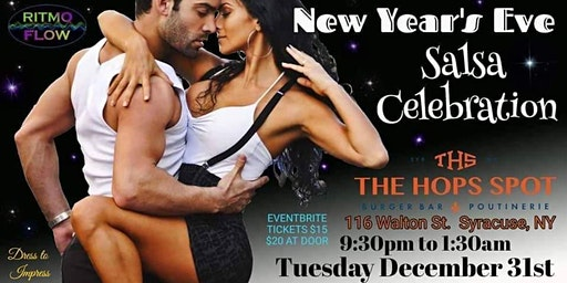 New Years Eve Salsa Celebration