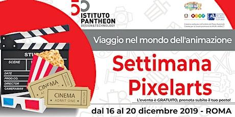 """Proiezione del Film Fantasia - Lezione """"L'arte del cinema targato Disney"""" biglietti"""