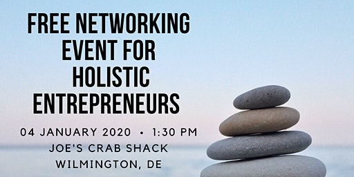 Free Holistic Health and Wellness Networking Event