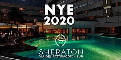 Capodanno 2020 Hotel Sheraton Roma Eur - 0698875854 biglietti