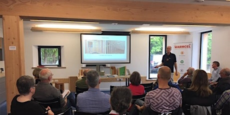 Timber frame & Passivhaus CPD Seminar  for Architects & Self Builders tickets