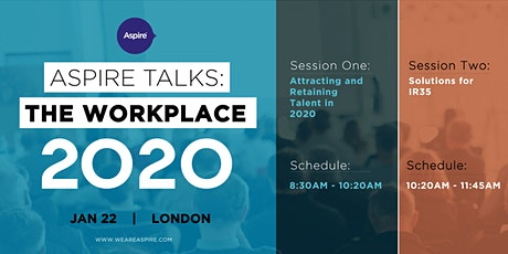 Aspire Talks: The Workplace 2020 tickets