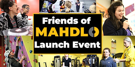 Friends of Mahdlo Launch Event tickets