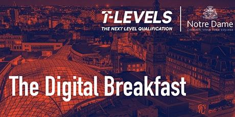 The Digital Breakfast: Engaging T-Level Employers tickets
