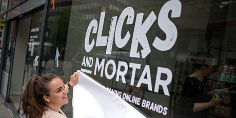 Clicks and Mortar: Pop-up shop opening in Leeds tickets