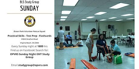 OPVRS BLS Study Group tickets