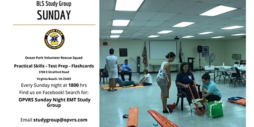 OPVRS BLS Study Group