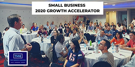 Small Business 2020 Growth Accelerator - Brisbane tickets