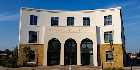 NHSB Maths Meet-up tickets