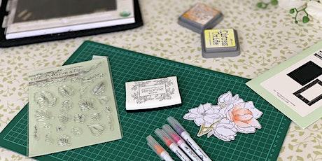 Monday Morning - Brushettes Craft Group tickets