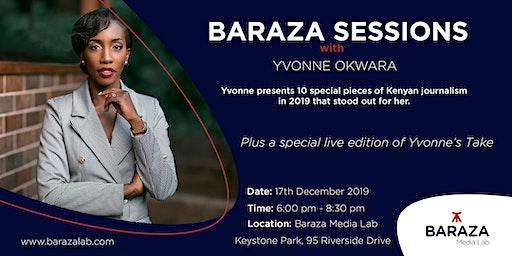 Baraza Sessions with Yvonne Okwara