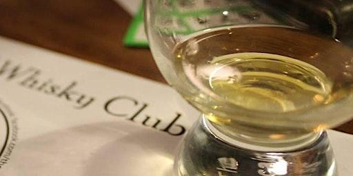 Whisky Tasting 8pm