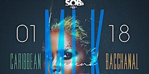 Caribbean Bacchanal @ SOB's
