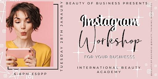 Liverpool Instagram Workshop for Business £50pp