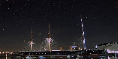 Stargazing at Portsmouth Historic Dockyard 2020 tickets