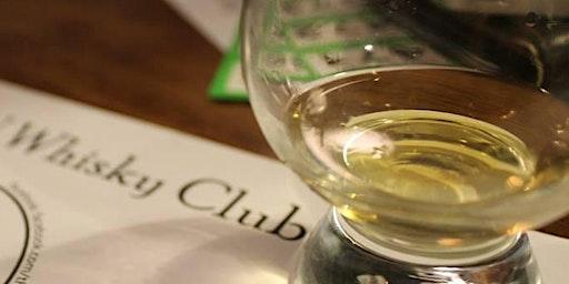 Whisky Tasting 6:30pm