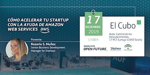 'Cómo acelerar tu startup con la ayuda de Amazon Web Services', en El Cubo