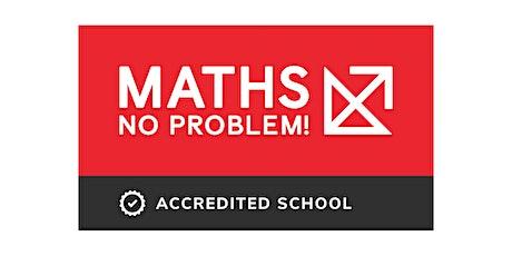 Maths — No Problem! Open Day at Wellington School tickets