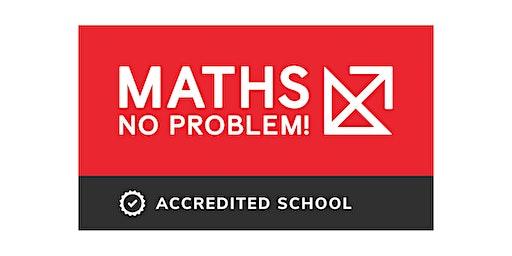 Maths — No Problem! Open Day at Wellington School