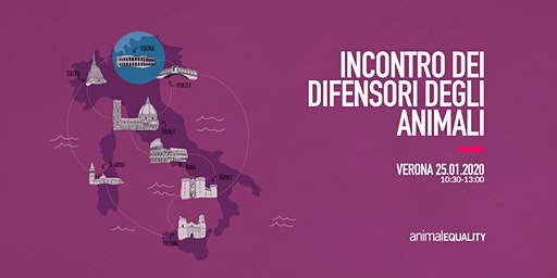 Incontro con Animal Equality a Verona