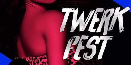 Twerk Fest @ 760 Rooftop tickets