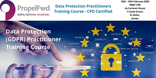 Data Protection Practitioner Training course - CPD certified - £1,299.00