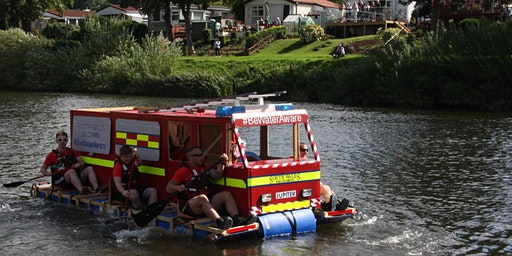 Monmouth Raft Race 2020