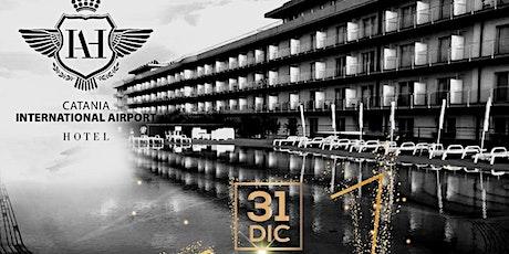CAPODANNO 2020 A CATANIA AIRPORT INTERNATIONAL HOTEL **** biglietti