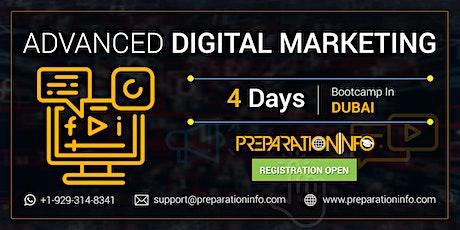 Advanced Digital Marketing Course Workshop Certification Program in Dubai tickets