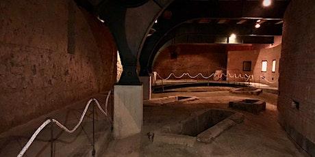 Prima della #ReggiadiCaserta|Apertura straordinaria delle Tombe Sannitiche biglietti