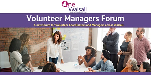 Volunteer Coordinator/Managers Forum
