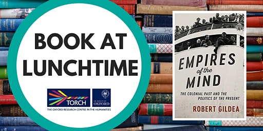 Book at Lunchtime: Empires of the Mind