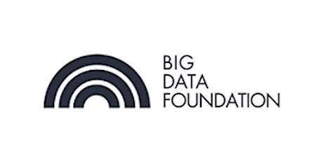 CCC-Big Data Foundation 2 Days Virtual LIve Training in Antwerp tickets