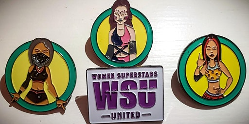 LIVE WOMEN'S PRO WRESTLING: WSU No Need For Glasses: We Have 2020 Vision!