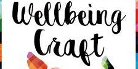 FREE Art for Wellbeing: Craft Techniques at  Vanguard Community Centre tickets