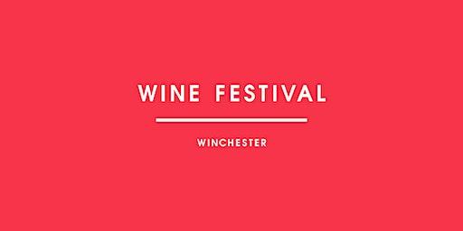 Wine Festival Winchester 2020