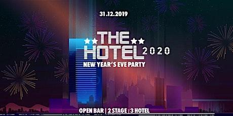 Capodanno a Milano 2020 I The Hotel - OPEN BAR biglietti
