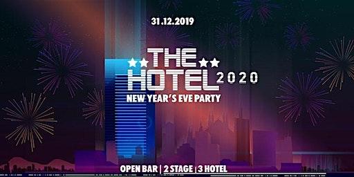 Capodanno a Milano 2020 I The Hotel - OPEN BAR