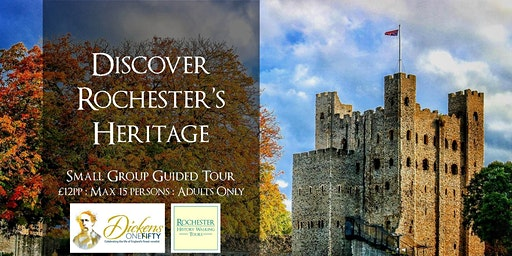 DISCOVER ROCHESTER'S HERITAGE - Small Group Guided Tour
