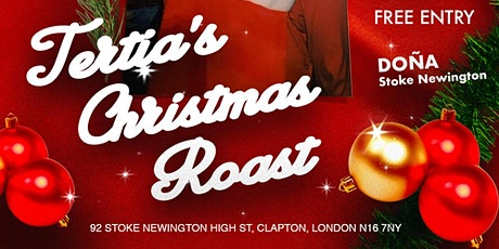 Tertia May's Christmas Roast - Live Jam tickets