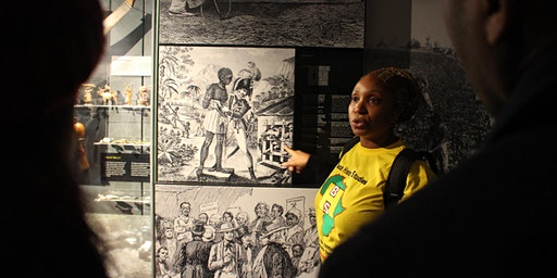 The Maafa Tour Liverpool - Museum & Black History of Liverpool Walking Tour - Sat 28 March 2020