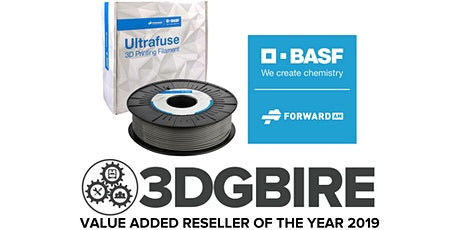 3DGBIRE presents BASF Ultrafuse 316L In Collaboration With Ultimaker tickets