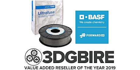 3DGBIRE presents BASF Ultrafuse 316L tickets