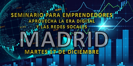 Emprende en la Era Digital entradas