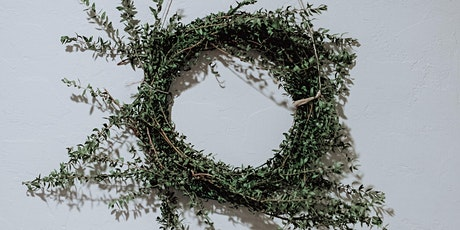 Spring equinox wreath making with Florette  tickets