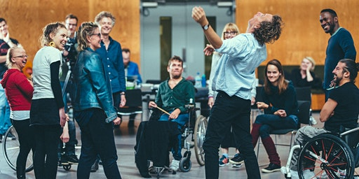 Theatre Workshops with Brighton People's Theatre at Possibility People