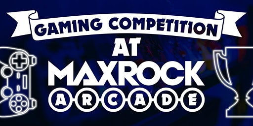 MaxRock Arcade Drop and Shop Game Smash Bros, Beat Saber Competition
