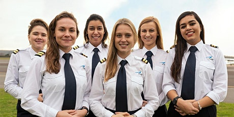 CAE Become a Pilot info session - Manchester tickets