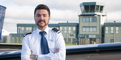 CAE Become a Pilot info session - Dublin